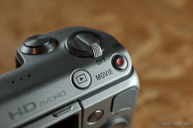 NEX5再生ボタン