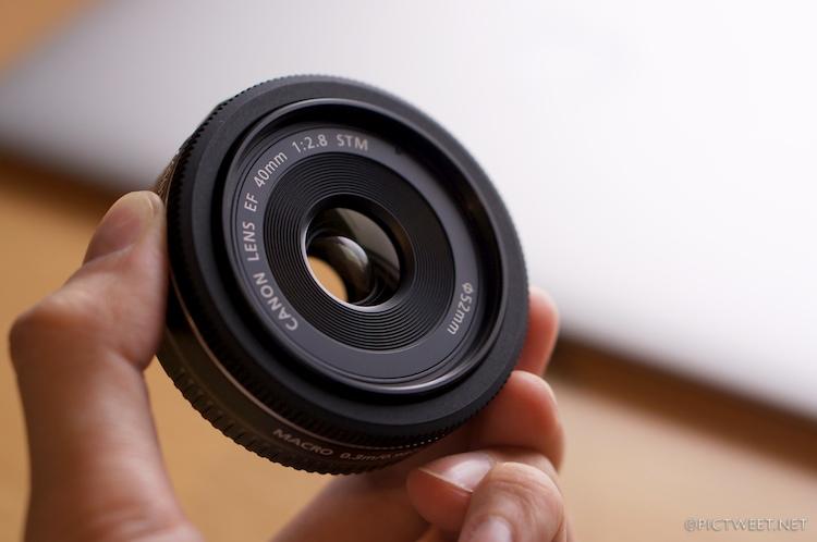 EF40mm F2.8