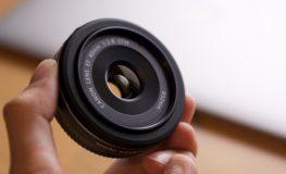EF40mm F2.8のレビュー(5Dmark2編)