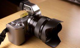 E35mm F1.8 OSSのレビュー