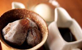 地元カフェのコーヒーフロート