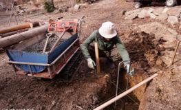 雑な基礎工事 | α5100