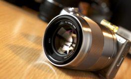 Eマウント E50mm F1.8 OSS購入